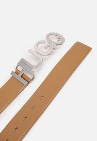 HUGO - ZULA BELT  - Belt - light beige - 1