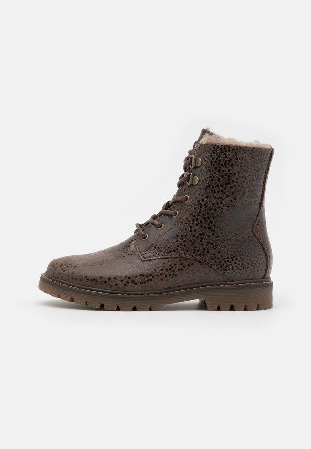 DAWN - Zimní obuv - brown