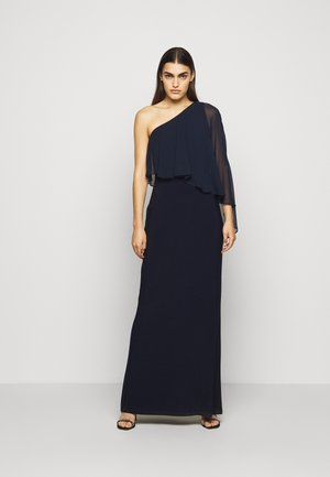 CLASSIC LONG GOWN COMBO - Abito da sera - lighthouse navy