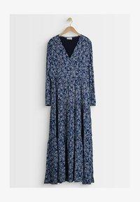 Maison 123 - Maxi dress - bleu marine - 2