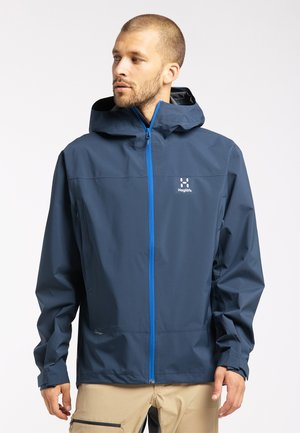 HARDSHELLJACKE SPATE - Outdoor jacket - tarn blue