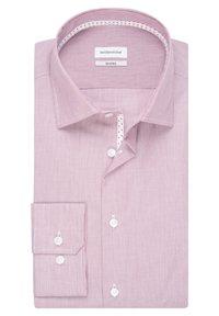 Seidensticker - BUSINESS - Formal shirt - rot - 8