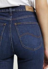 Lee - IVY - Jeans Skinny Fit - dark hunt - 5