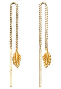 Elli - Earrings - gold coloured - 5