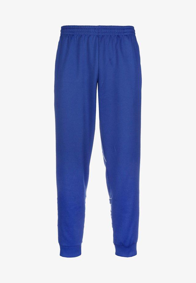 BIG TREFOIL OUTLINE TRACKSUIT BOTTOM - Pantalon de survêtement - royal blue