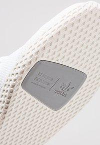 adidas Originals - PW TENNIS HU - Sneaker low - footwear white/core white - 5