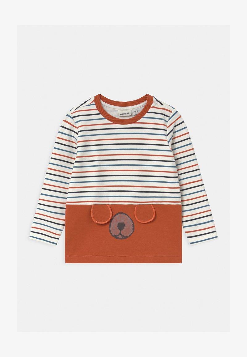 Name it - NBMOTTER BABY - Sweatshirt - burnt brick
