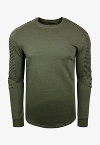 Rusty Neal - Sweatshirt - khaki - 0