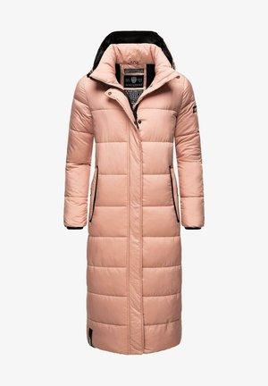 Winter coat - rose