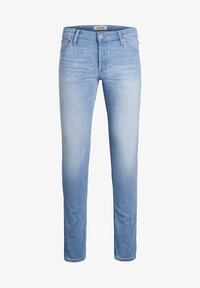 Jack & Jones - SLIM FIT GLENN ORIGINAL - Slim fit jeans - blue denim - 4
