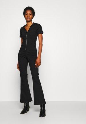 JONI BOILER - Tuta jumpsuit - black