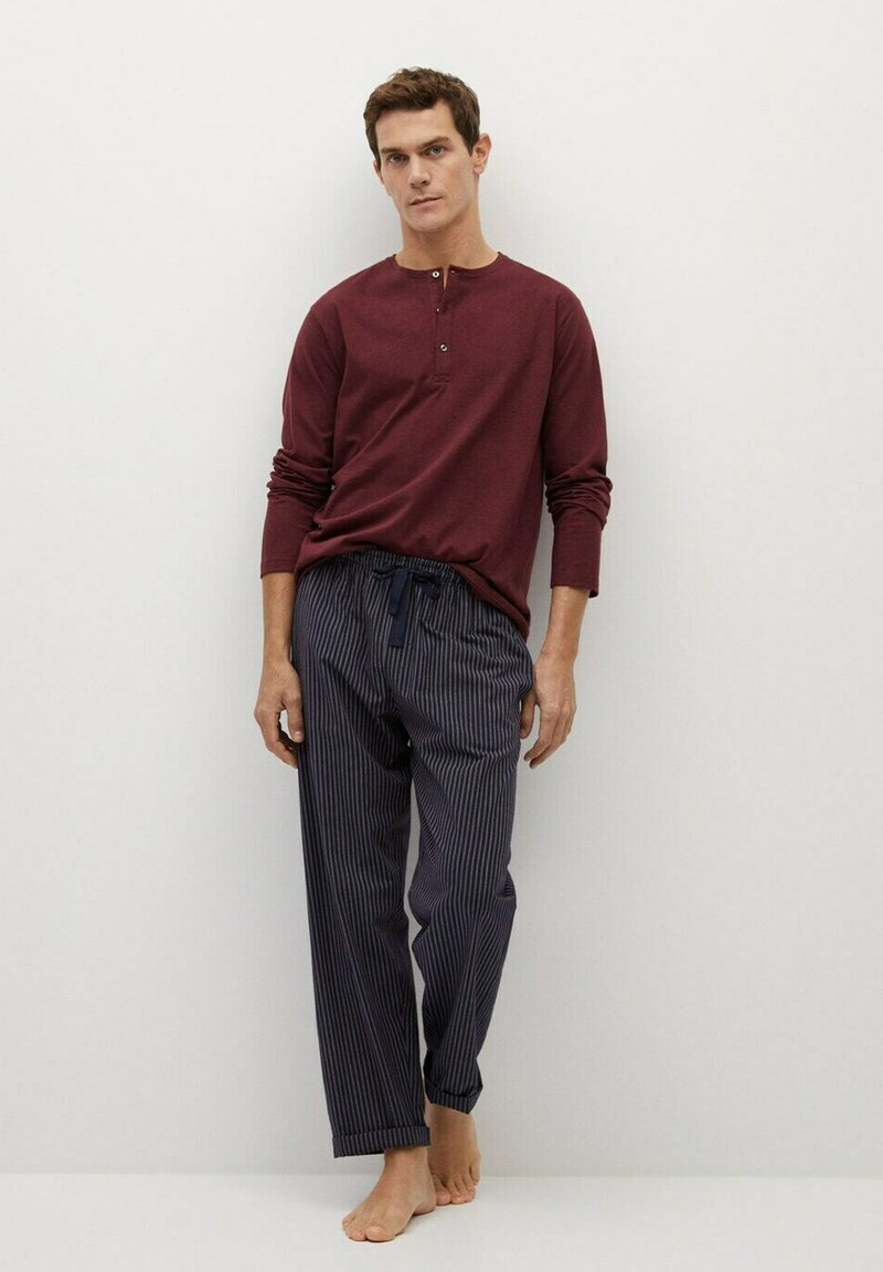 Mango - Pyjama set - donkermarine