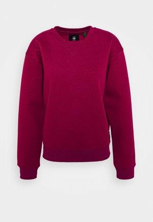 PREMIUM CORE R SW WMN L\S - Sweatshirt - dark finch