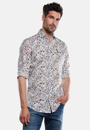 LANGARM - Shirt - rot