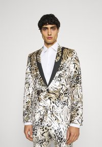Twisted Tailor - STEELE SUIT - Suit - champagne - 2