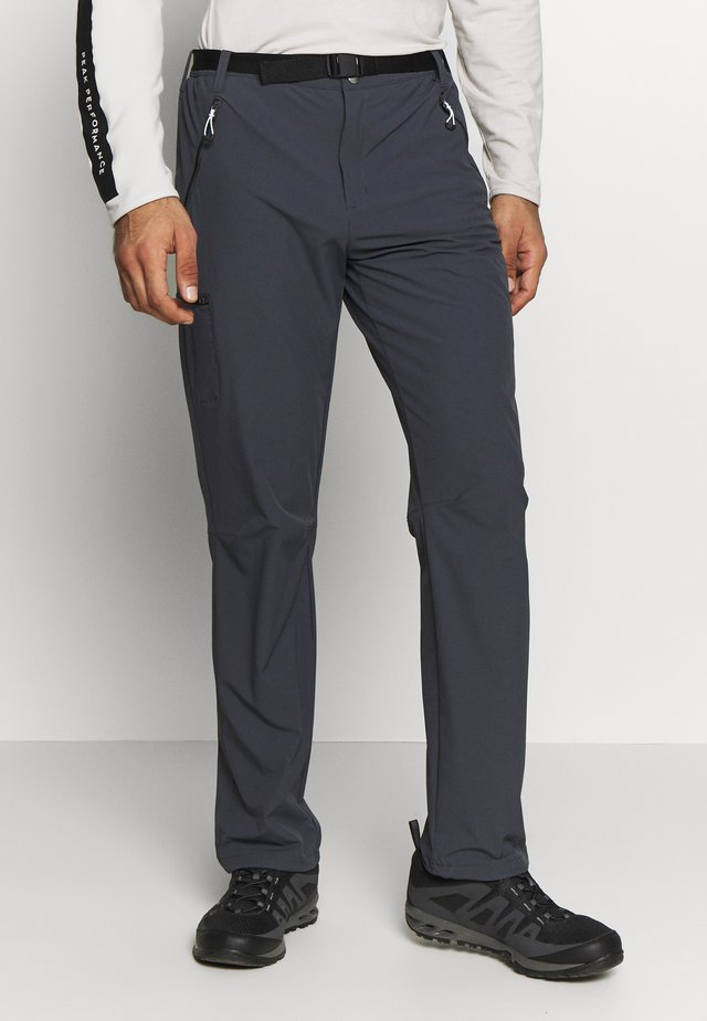 XERT - Pantaloni outdoor - seal grey