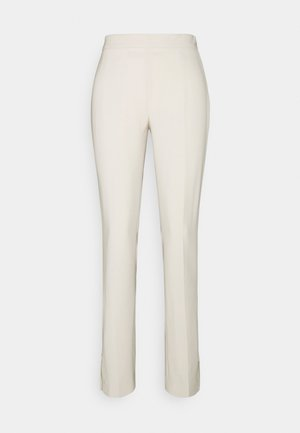 CINDY TROUSER - Trousers - soft beige