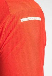Haglöfs - L.I.M TECH TEE - Print T-shirt - orange - 3