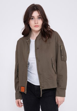 SUNDECK - Summer jacket - khaki