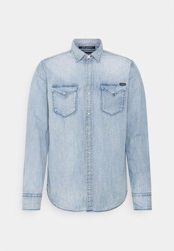 Skjorta - light blue denim