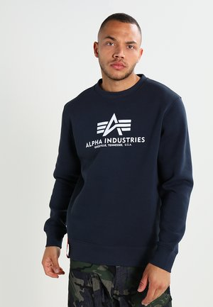 BASIC  - Sweatshirt - navy
