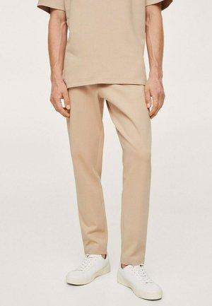 Pantaloni sportivi - beige