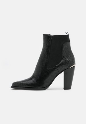 ALENA BOA - Kotníková obuv - noir