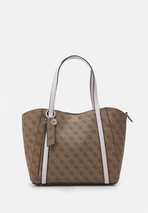 NAYA TOTE SET - Shopper - light brown
