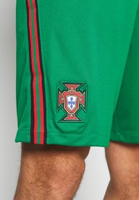 Nike Performance - PORTUGAL SHORT - Sports shorts - pine green/metallic gold - 4