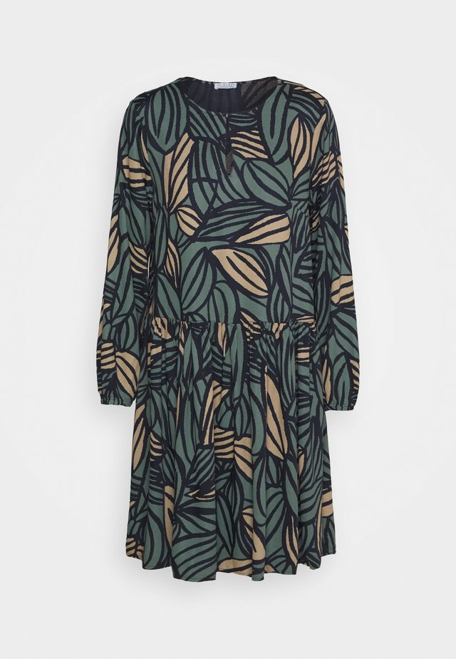 DRESS NEW LEAF - Korte jurk - soft green
