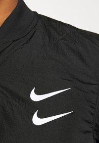Nike Sportswear - Allvädersjacka - black/white - 3