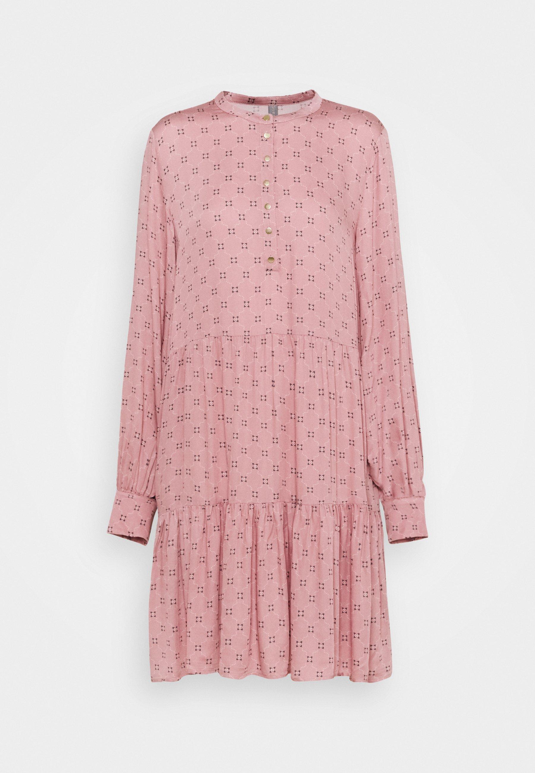 Femme CUSANA LAYER DRESS - Robe chemise