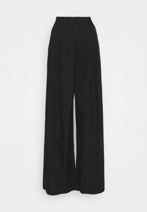 ELATE - Kalhoty - schwarz