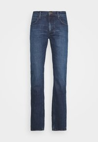 DAREN ZIP FLY - Jeans a sigaretta - mid foam