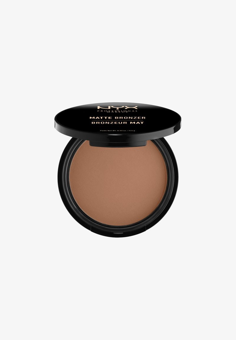 Nyx Professional Makeup - MATTE BODY BRONZER - Bronzer - 02 deep