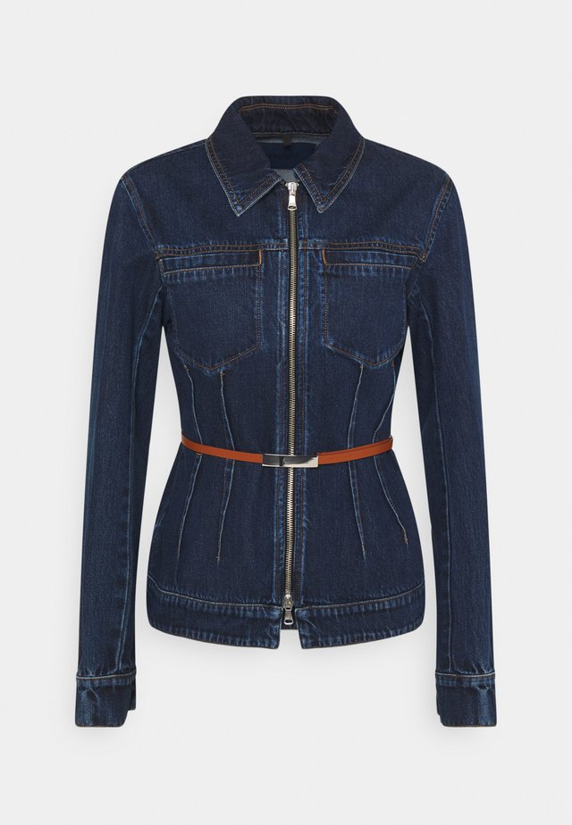 PISTOIA - Denim jacket - nachtblau