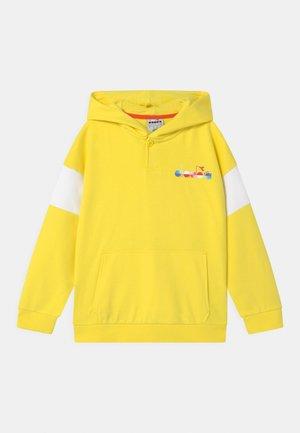 HOODIE CLUB UNISEX - Zip-up hoodie - celandine
