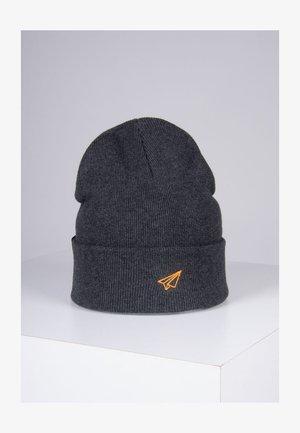 Bonnet - dunkelgrau