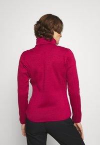 Campagnolo - Fleece jacket - sangria - 2