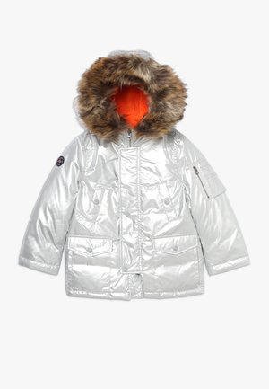 MILITARY OUTERWEAR JACKET - Down jacket - silver