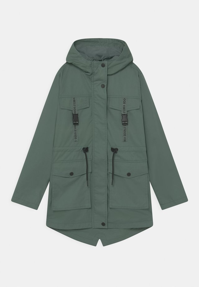 TEENAGER - Parka - dark khaki