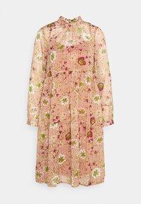 Vero Moda Petite - VMCILLE DRESS  - Day dress - auburn - 5