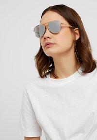 Michael Kors - SAN DIEGO - Sunglasses - rose gold-coloured - 1