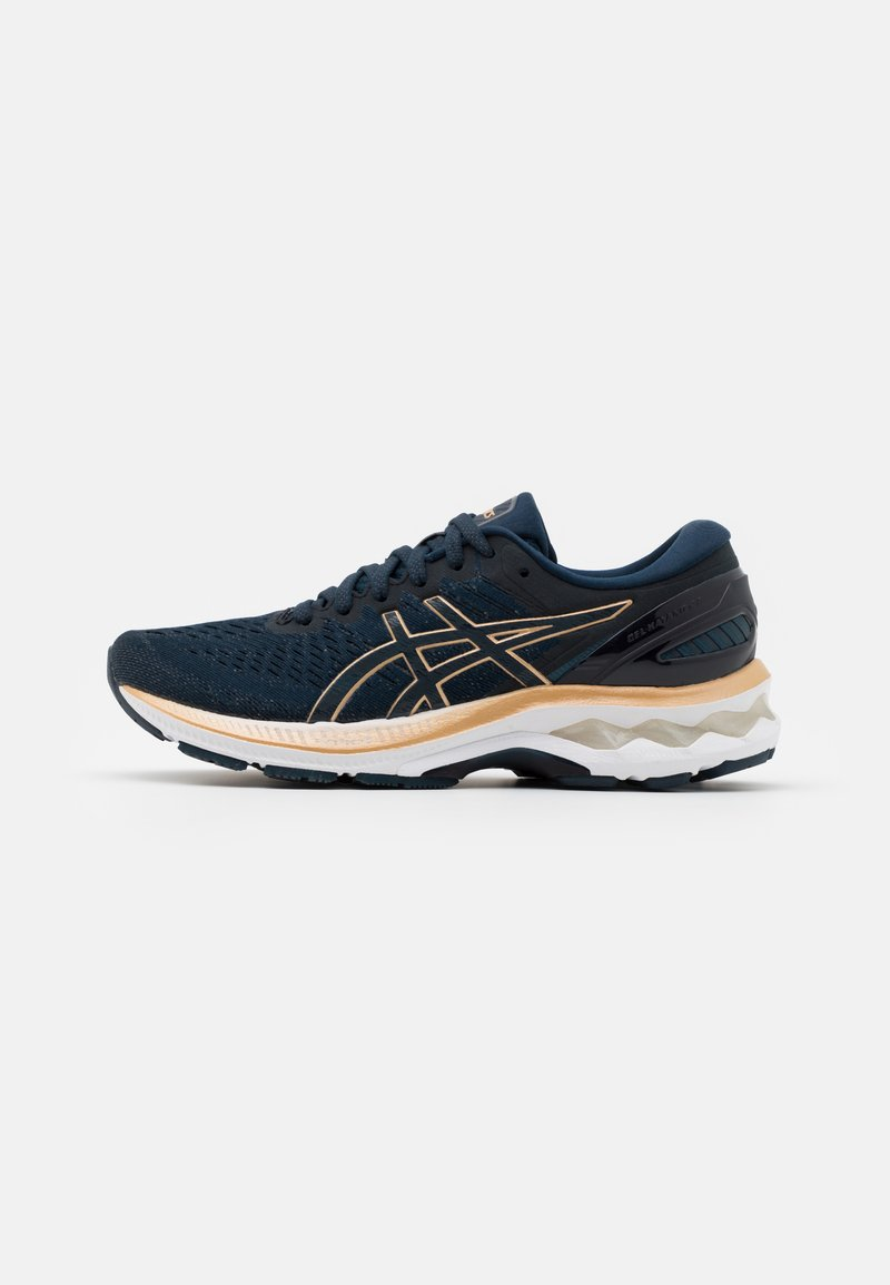 ASICS - GEL-KAYANO 27 - Stabilty running shoes - french blue/champagne