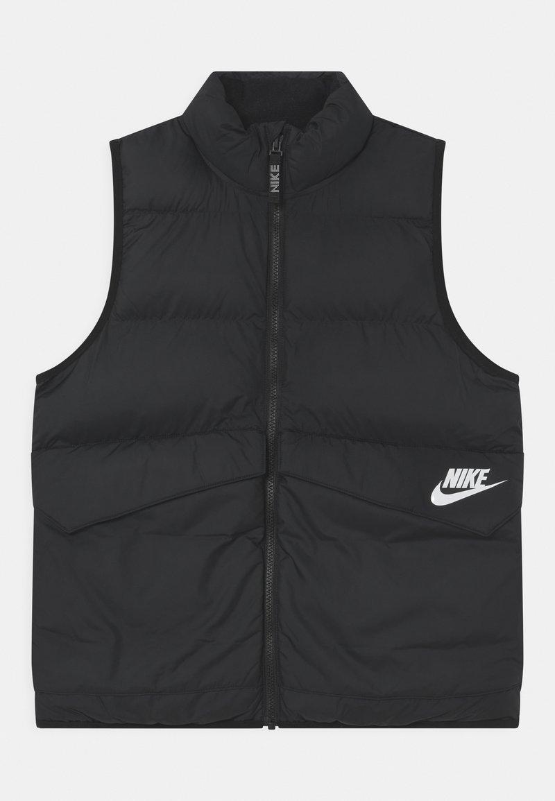 Nike Sportswear - UNISEX - Veste sans manches - black/white
