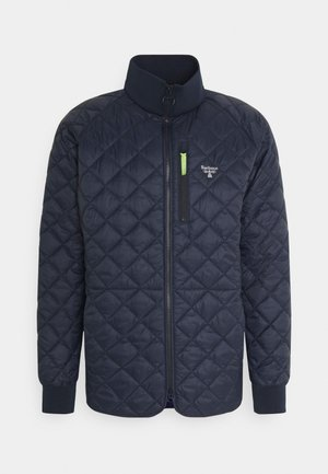 Quilt - Light jacket - navy