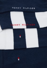 Tommy Hilfiger - 2 PACK - Chaussettes - white/black - 1