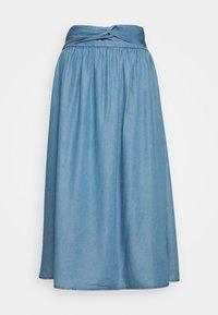 ESTER SKIRT - A-line skirt - denim blue
