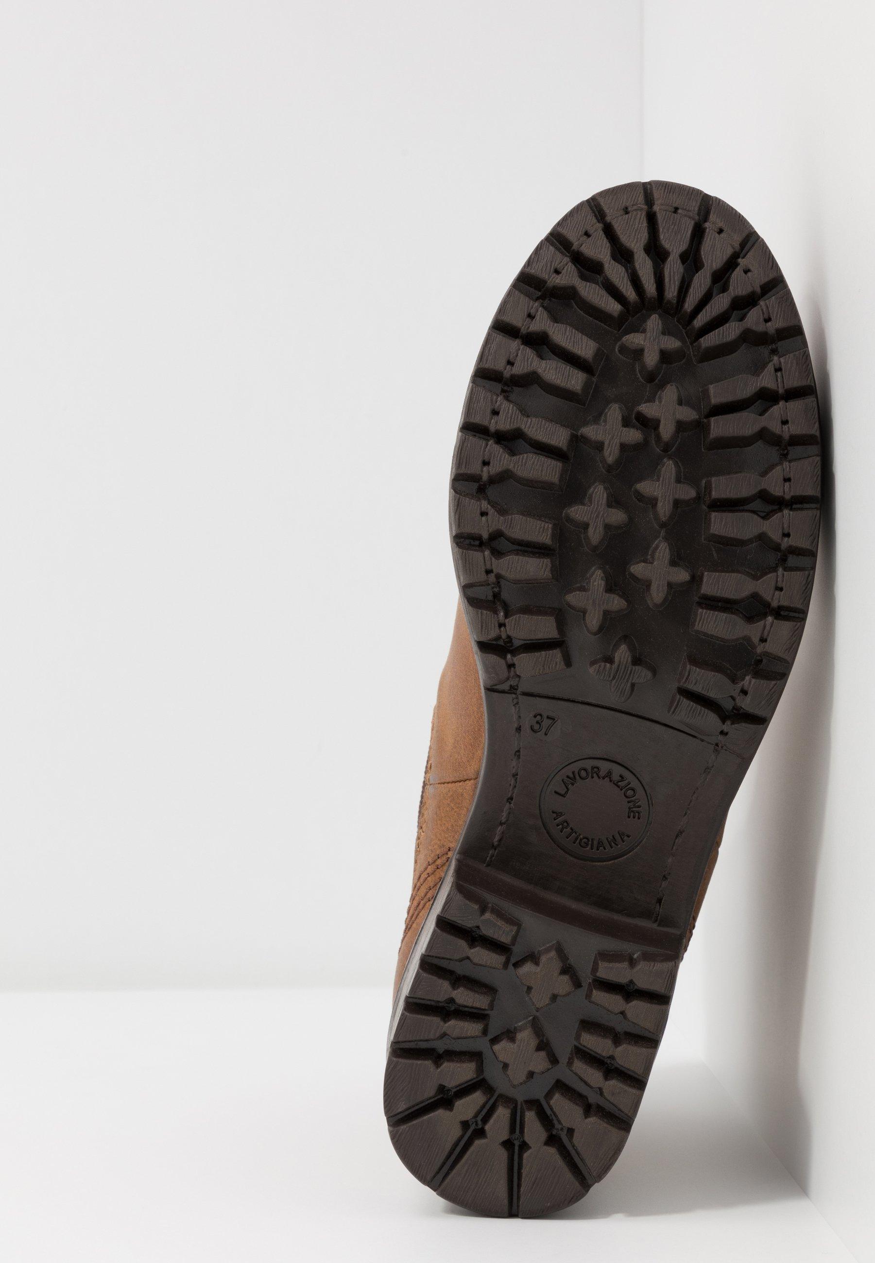 Lazamani Ankle Boot cognac