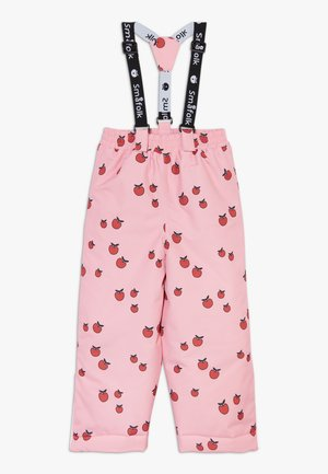 APPLE - Snow pants - sea pink